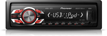 Produktfoto Pioneer MVH-1400UB