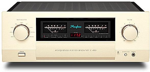 Accuphase E-460 Stereo-Verstärker: Tests & Erfahrungen im ...