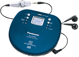 Produktfoto Panasonic SL-CT570EG-A