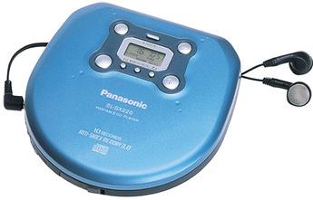 Produktfoto Panasonic SL-SX220EG-A