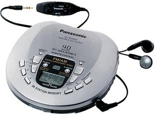 Produktfoto Panasonic SL-SX469VEGS