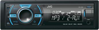 Produktfoto JVC KD-X30