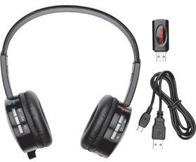 Produktfoto Trust 18037 GXT 20 Wireless Gaming Headset