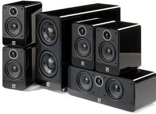 Produktfoto Q Acoustics 2000I Cinema
