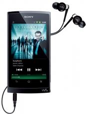 Produktfoto Sony NWZ-Z1050B
