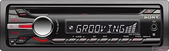 Produktfoto Sony CDX-GT260MP