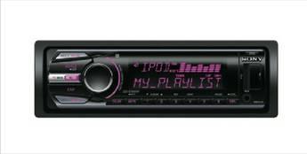 Produktfoto Sony CDX-GT660UV