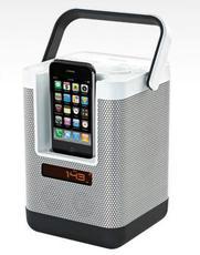 Produktfoto Memorex Partycube Sound System