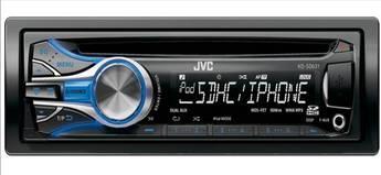 Produktfoto JVC KD-SD631E