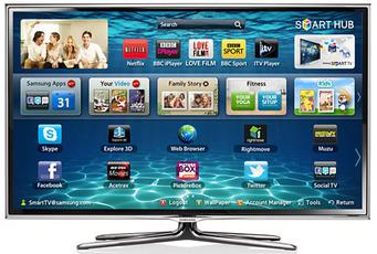 Produktfoto Samsung UE40ES6800