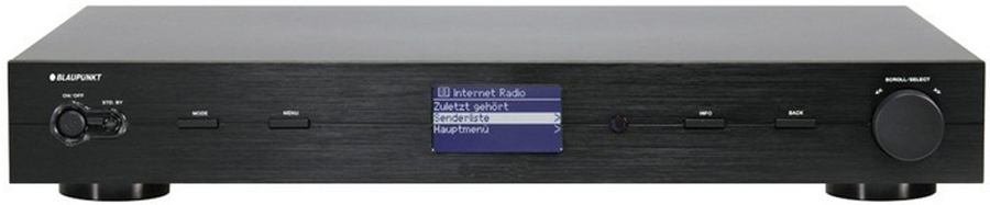 blaupunkt ir 40 dab dab tuner radio tests erfahrungen. Black Bedroom Furniture Sets. Home Design Ideas