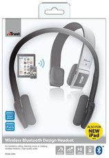 Produktfoto Trust 18214 Wireless Bluetooth Design Headset