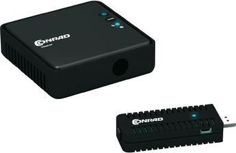 Produktfoto Conrad 873879-62 HDMI Radio Transmission