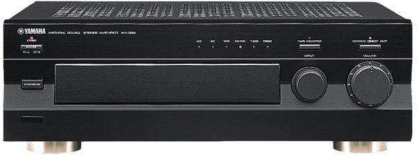 yamaha ax 396 stereo verst rker tests erfahrungen im. Black Bedroom Furniture Sets. Home Design Ideas