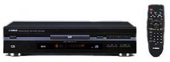 Produktfoto Yamaha DVD-S796