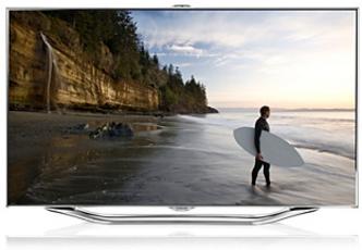 Produktfoto Samsung UE55ES8080