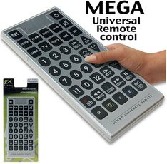 Produktfoto FX CONTROL Universal Remote Control Jumbo