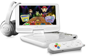 Produktfoto Energy Sistem Mobile DVD D9 Wireless GAME