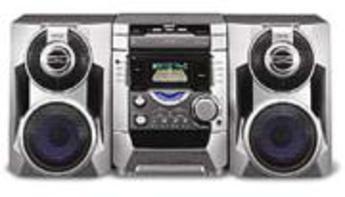 Produktfoto Sony MHC-BX 5