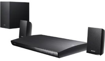 Produktfoto Sony BDV-EF220