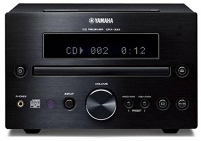 yamaha crx 332 cd kompaktanlage tests erfahrungen im. Black Bedroom Furniture Sets. Home Design Ideas