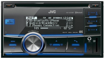 Produktfoto JVC KW-SD70BTE