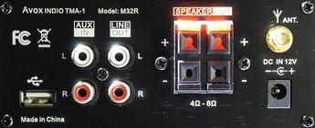 Produktfoto Avox Indio TMA-1