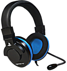 Produktfoto 4Gamers CP-02 COMM PLAY Premium Stereo Gaming Headset PS3