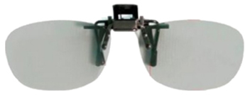 Produktfoto Acer LZ.23900.002 3D Glasses CLIP-ON