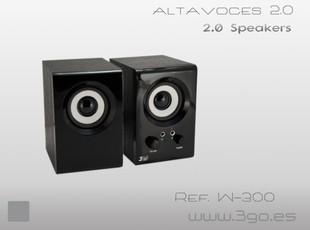 Produktfoto 3Go W-300 2.0