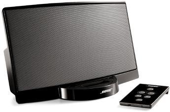 Produktfoto Bose Sounddock Portable NOIR