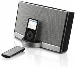 Produktfoto Bose Sounddock Portable Travel Package