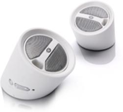 Produktfoto Conceptronic CLLSPK20PW TUBE Speakerset White