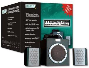 Produktfoto Digitus DA-10250 2.1 MINI Subwoofer System