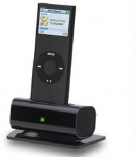Produktfoto Gear4 Pocketparty 2ND Generation FOR iPod NANO Black