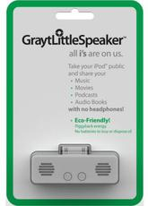 Produktfoto Grayt Little Speaker Grayt Little Speaker