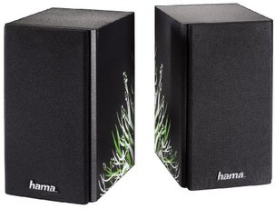 Produktfoto Hama 52814 Multimedia-Speaker Growing WILD