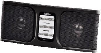 Produktfoto Hama 57132 Bluetooth-Stereo-Loudspeaker BTL-200