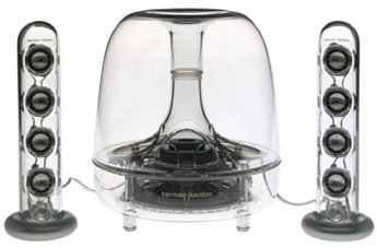 Produktfoto Harman-Kardon Soundsticks