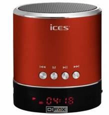 Produktfoto Ices IXBB-010 Silver