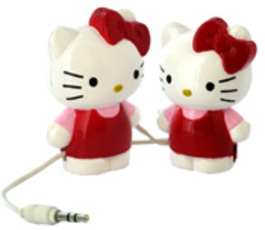 Produktfoto Ingo Speaker PACK Hello Kitty (HES010Z)