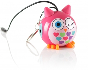 Produktfoto Kitsound Ksmbowl MINI Buddy OWL Speaker