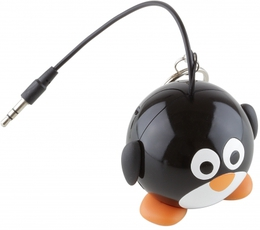 Produktfoto Kitsound Ksmbpen MINI Buddy Penguin Speaker