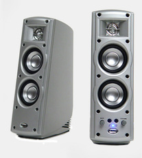 klipsch promedia ultra 2 0 stereo pc boxen tests. Black Bedroom Furniture Sets. Home Design Ideas