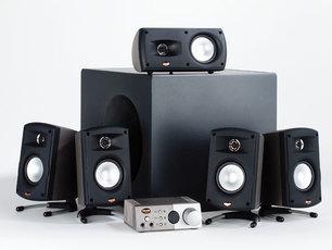 Produktfoto Klipsch Promedia Ultra 5.1
