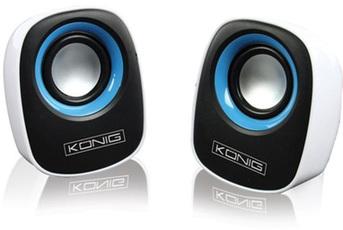 Produktfoto König Electronic CMP-SPUSB50BU BLUE