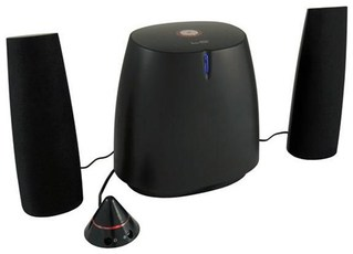 Produktfoto LC Power LC-SP21-1B 2.1 Speaker System Black
