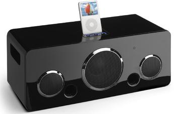 Produktfoto Lenco IPD-4000 iPod HIFI Docking Station