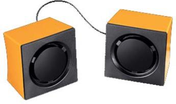 Produktfoto LG MSP-500 Orange