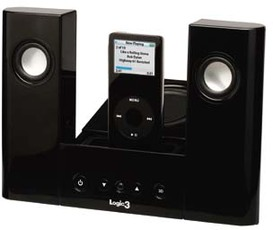 Produktfoto Logic 3 IP107K I-Station iPod Black